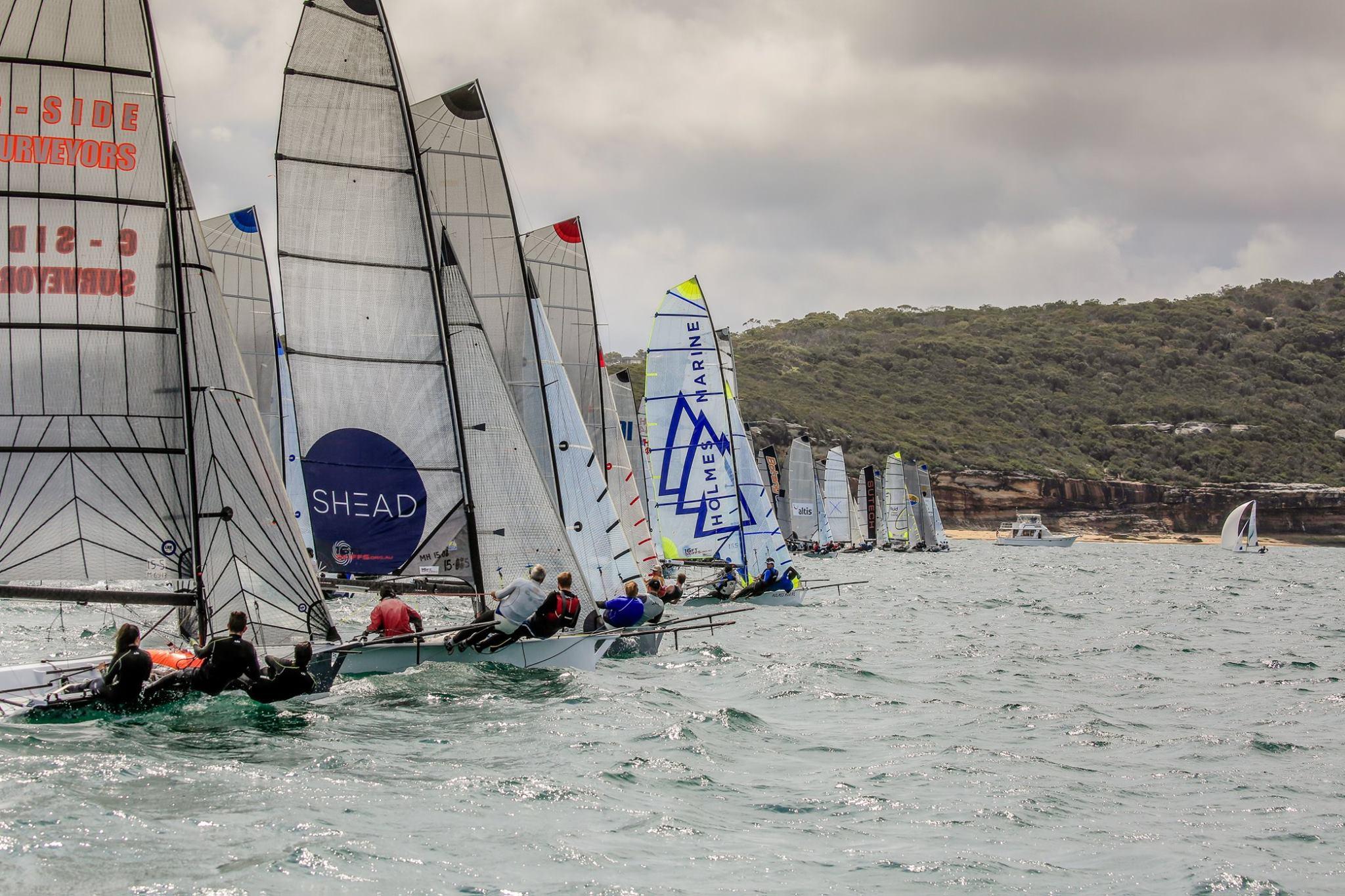 Junior & Skiff Sailing – Presentation Evening